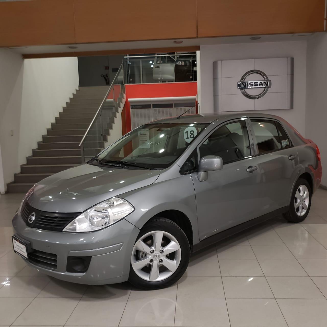 Nissan Tiida Sedan ADVANCE - GocarCredit