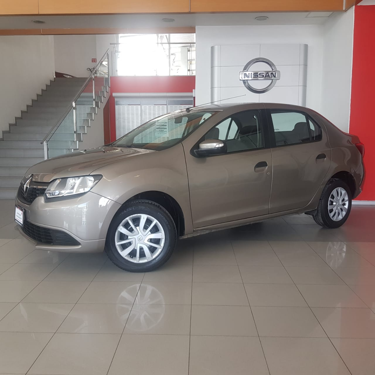 Renault Logan ZEN TM - GocarCredit