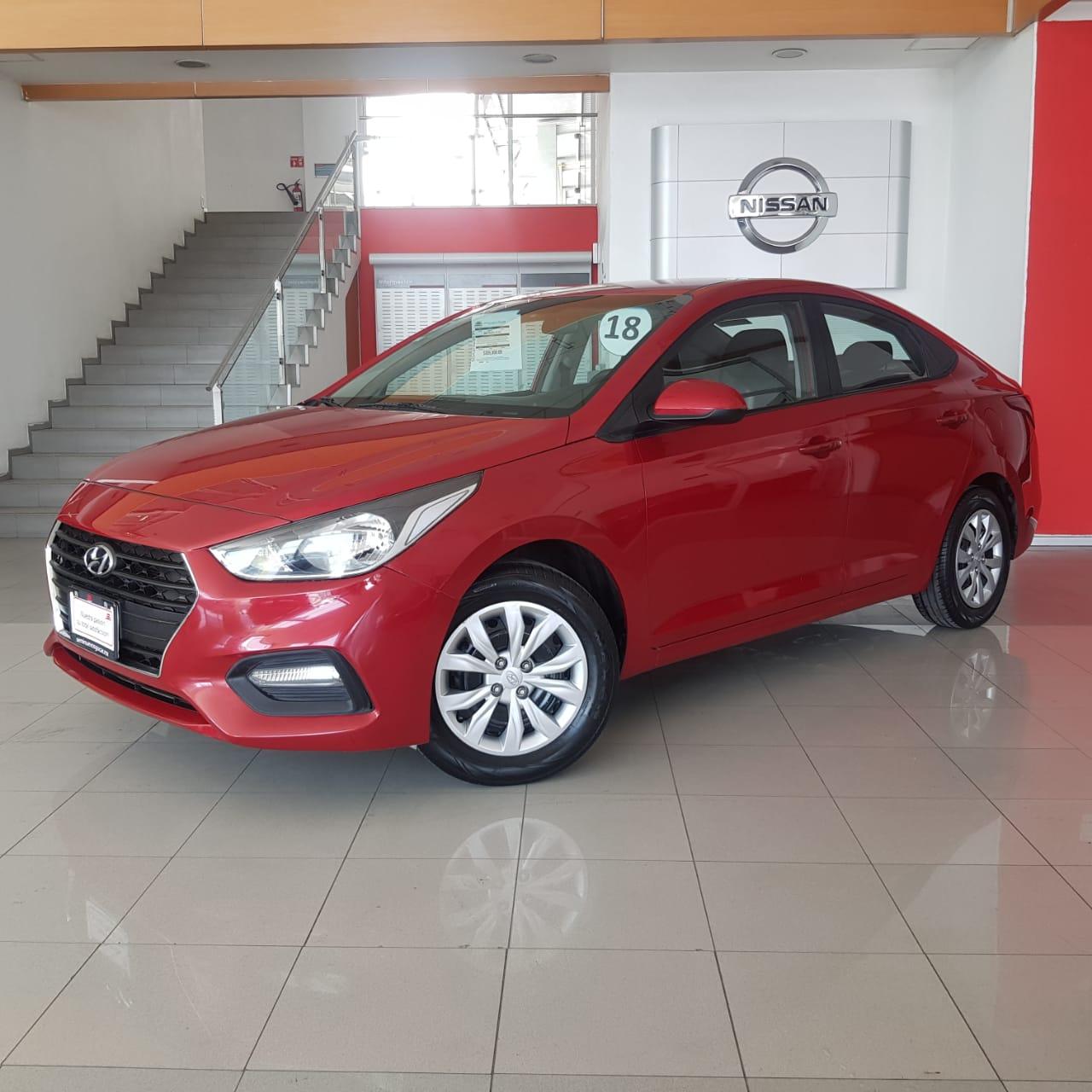 Hyundai Accent GL TA - GocarCredit