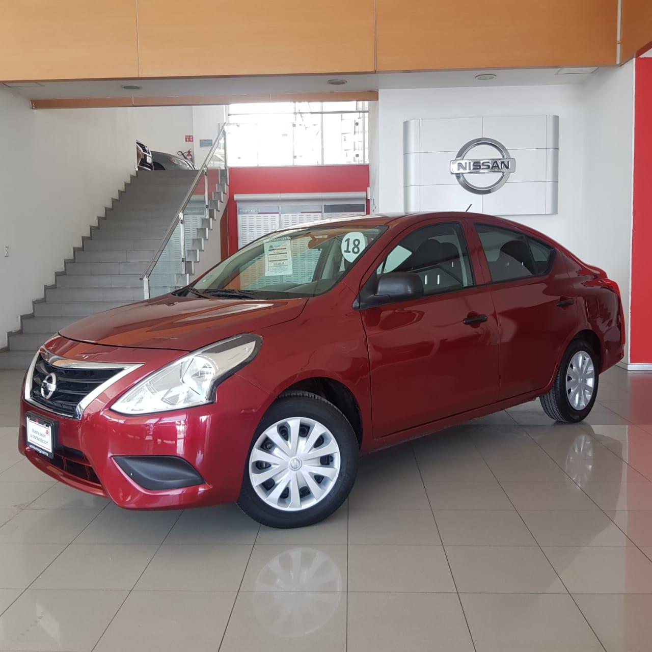 Nissan Versa DRIVE TM - GocarCredit