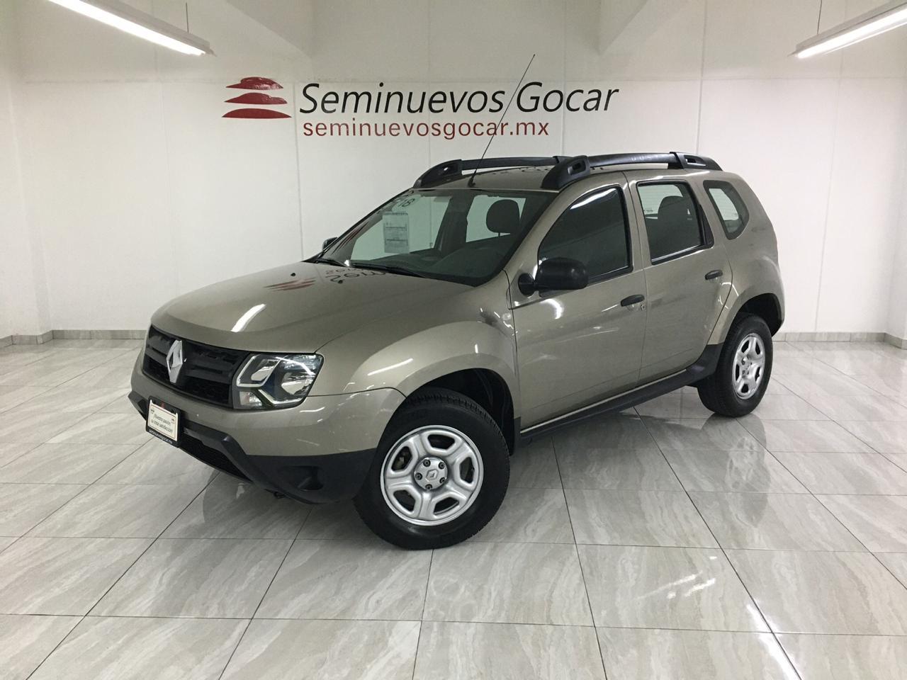 Renault Duster ZEN - GocarCredit