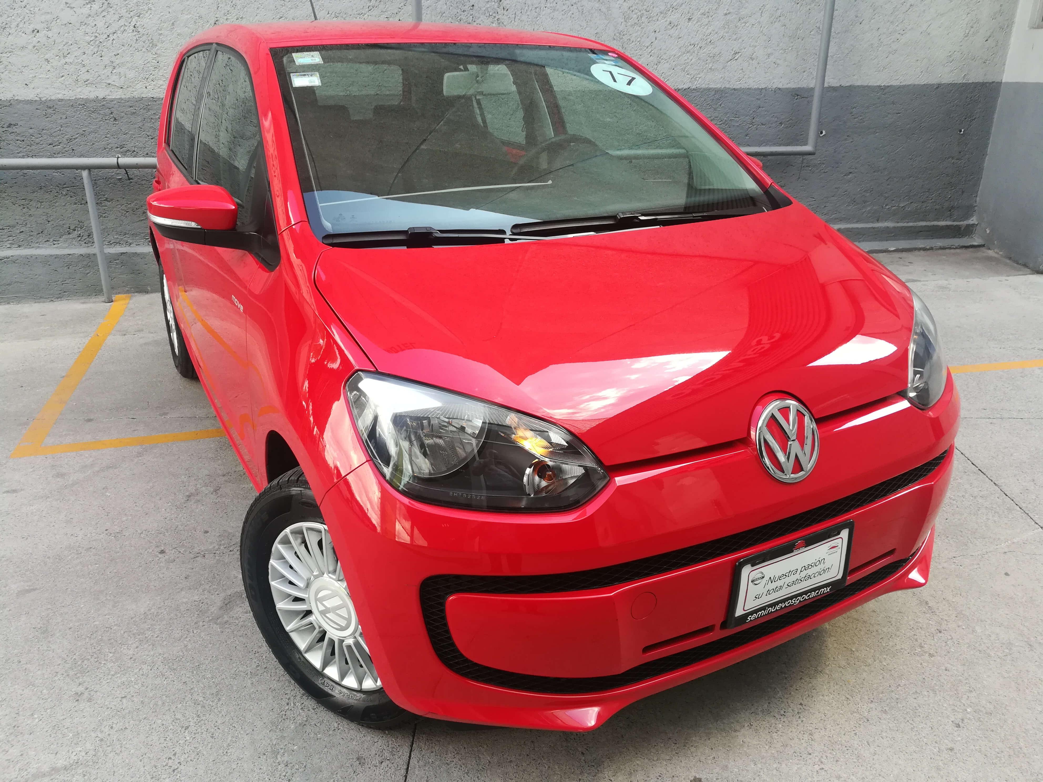 Volkswagen Up Move Up! - GocarCredit