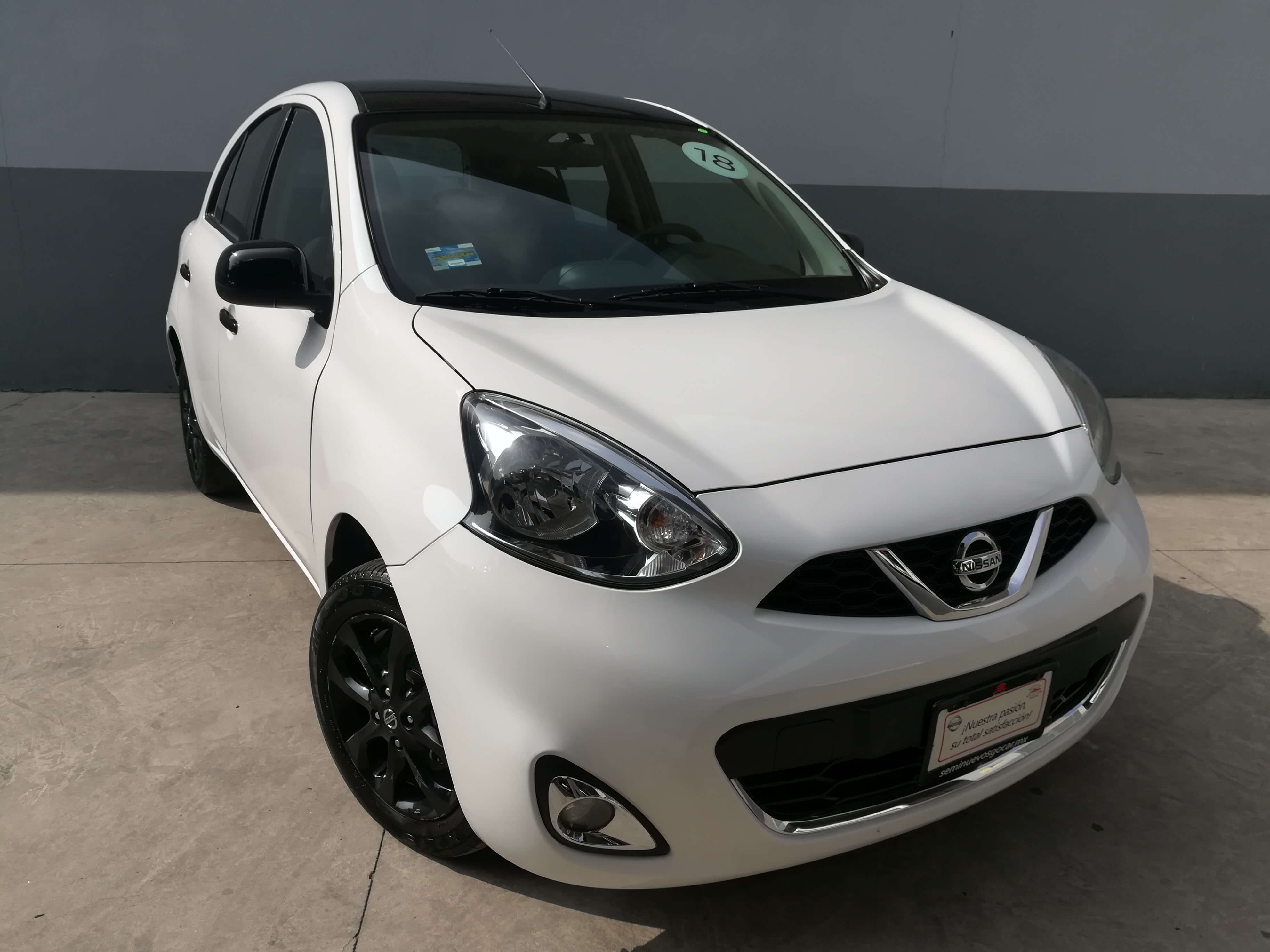 Nissan March Advance Duo - GocarCredit