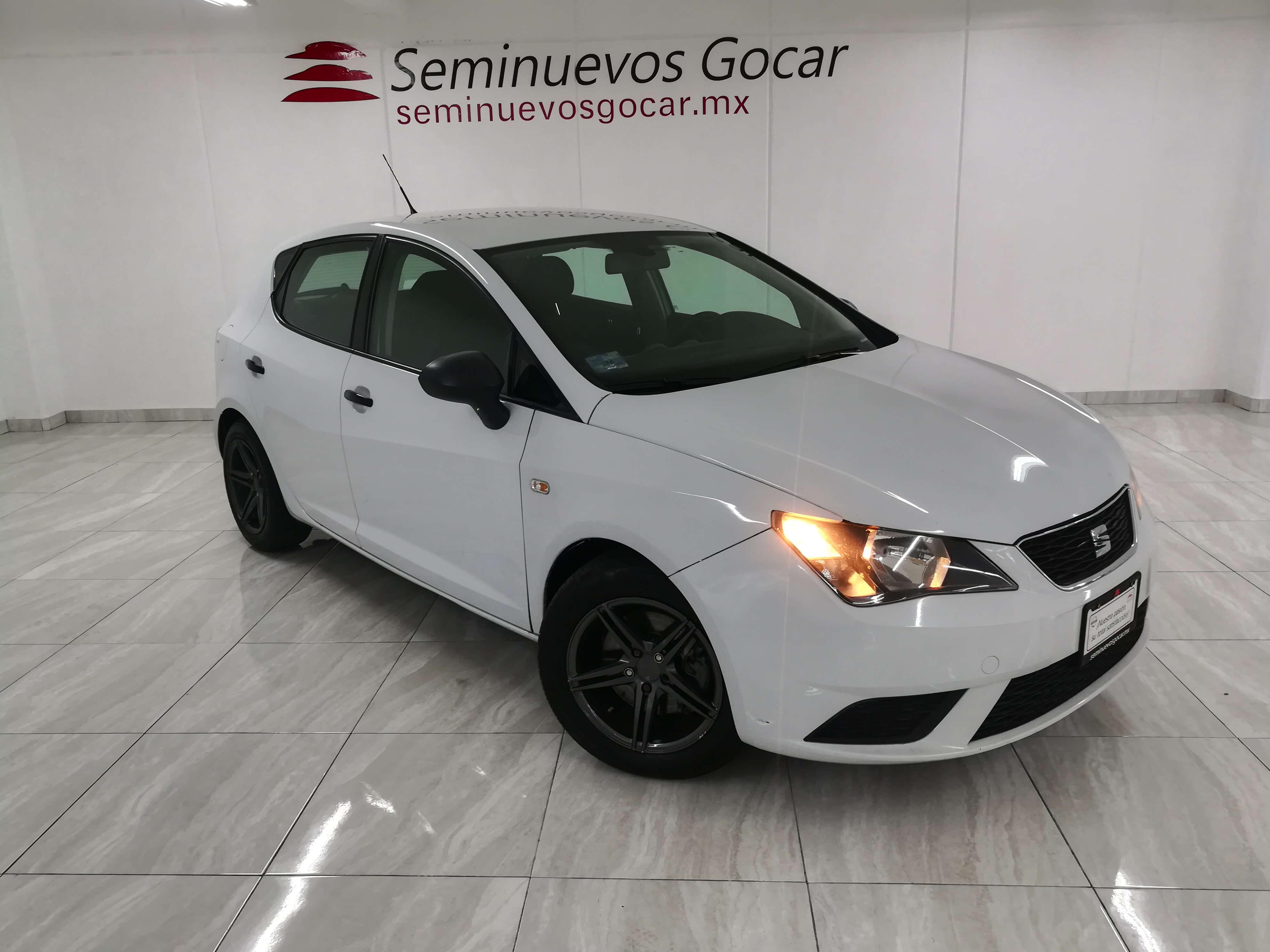 SEAT Ibiza Reference 1.6 l  - GocarCredit