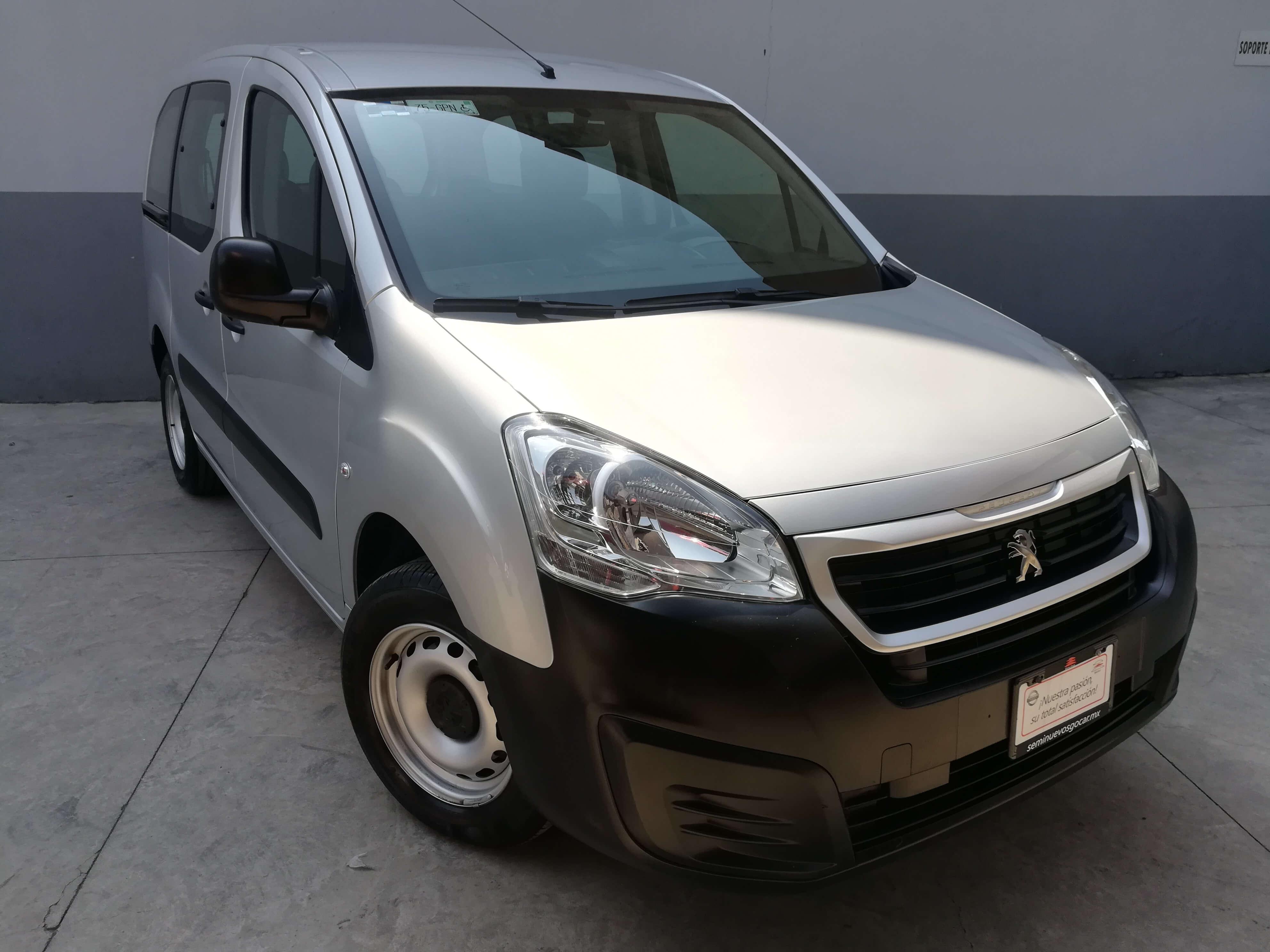 Peugeot Partner Tepee Base - GocarCredit