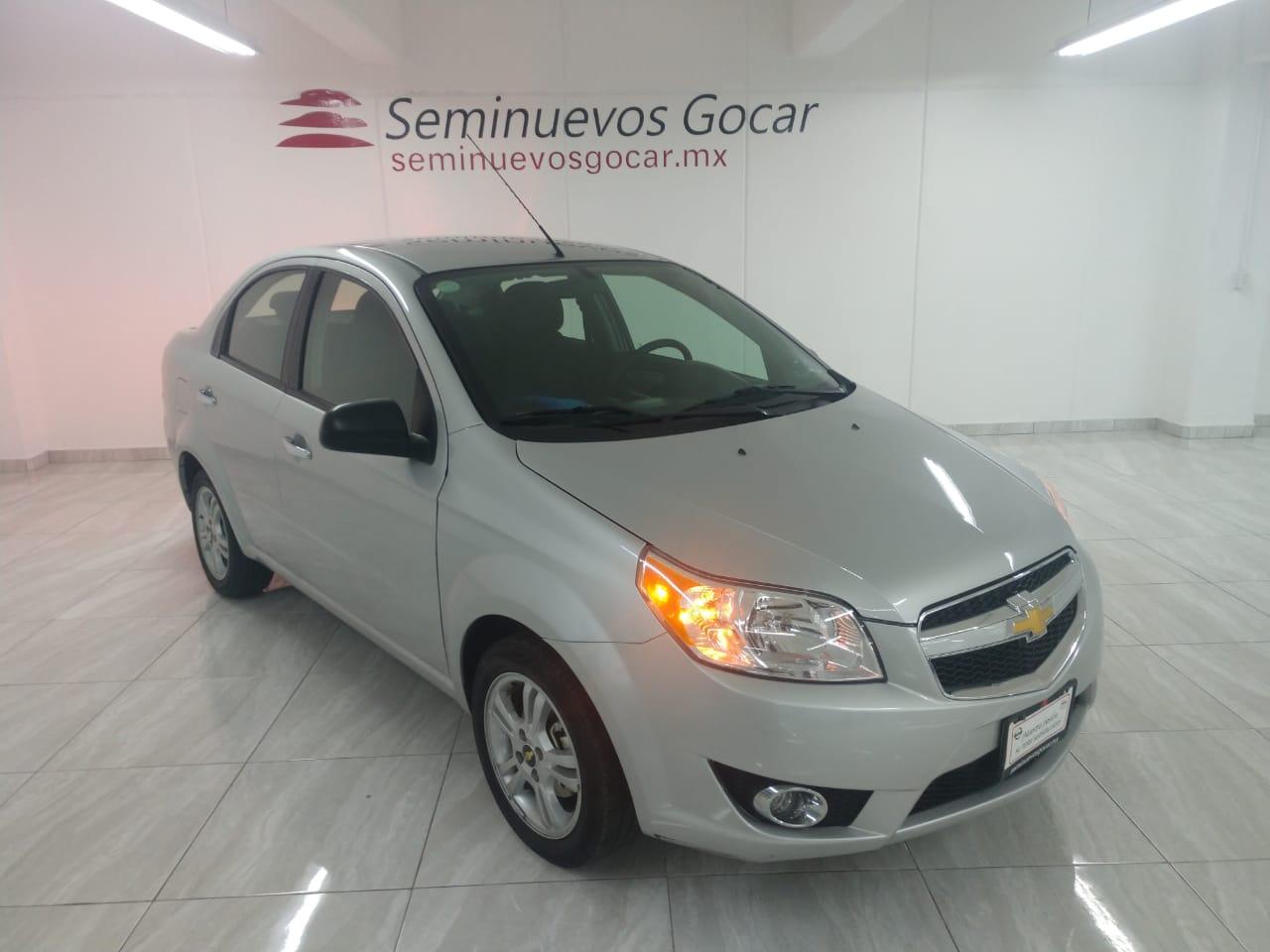 Chevrolet Aveo LTZ - GocarCredit