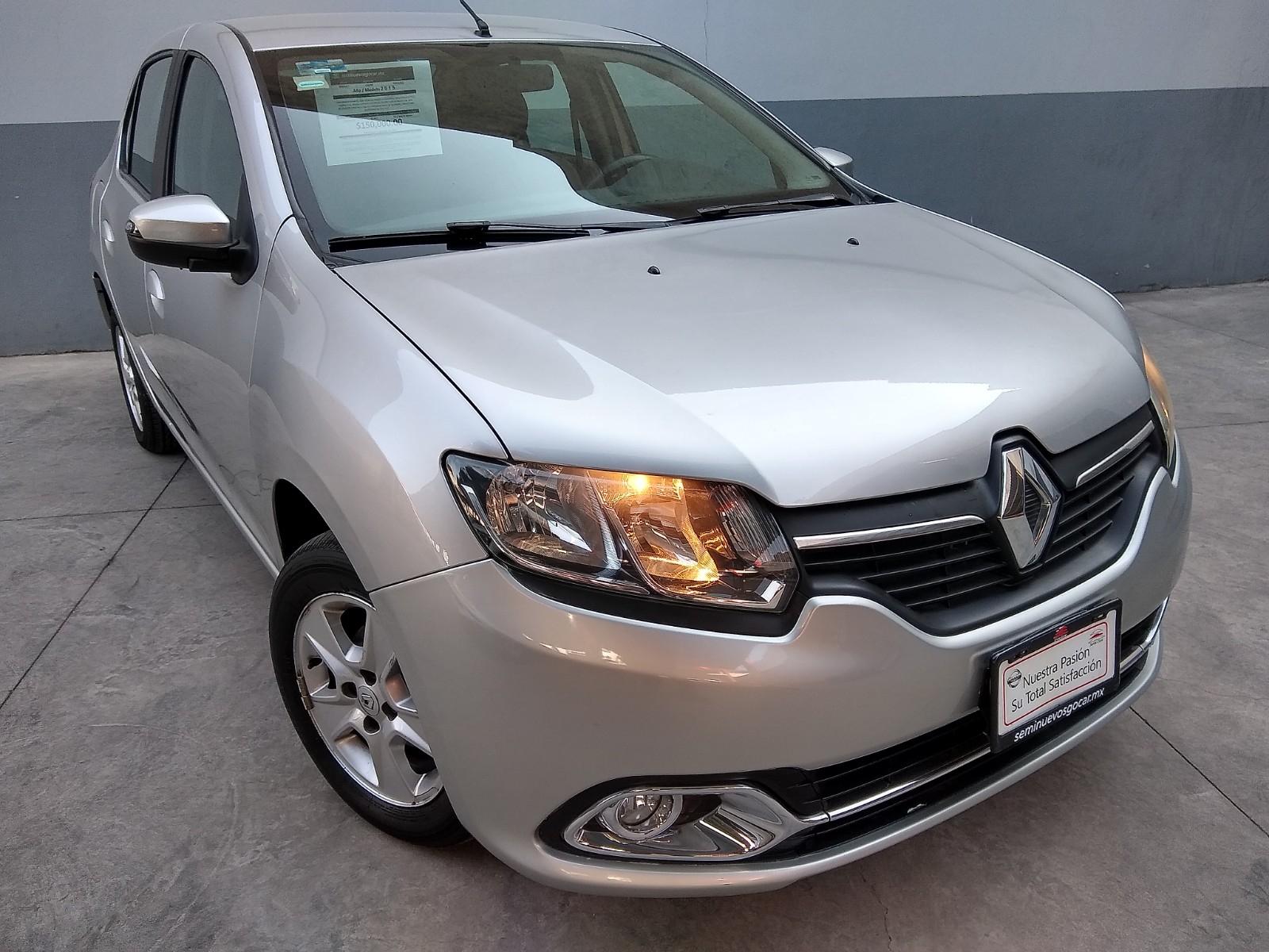 Renault Logan Privilege MY15 - GocarCredit