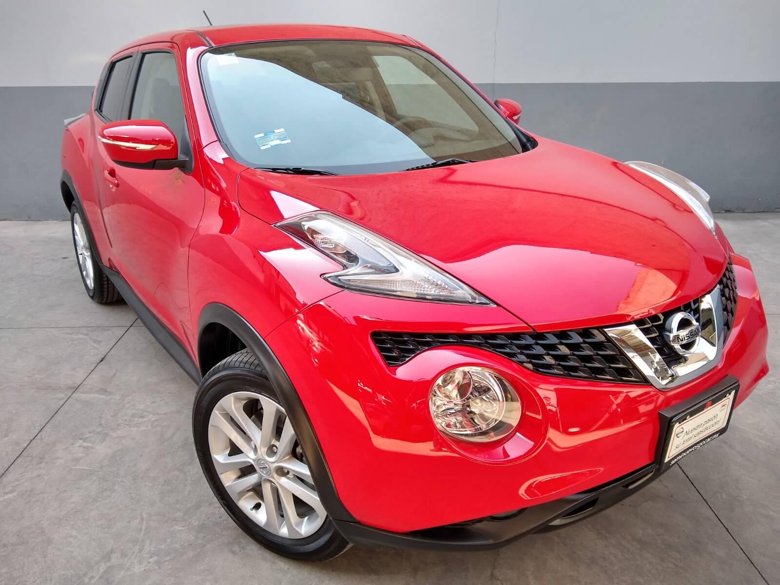 Nissan Juke Exclusive CVT Navi - GocarCredit