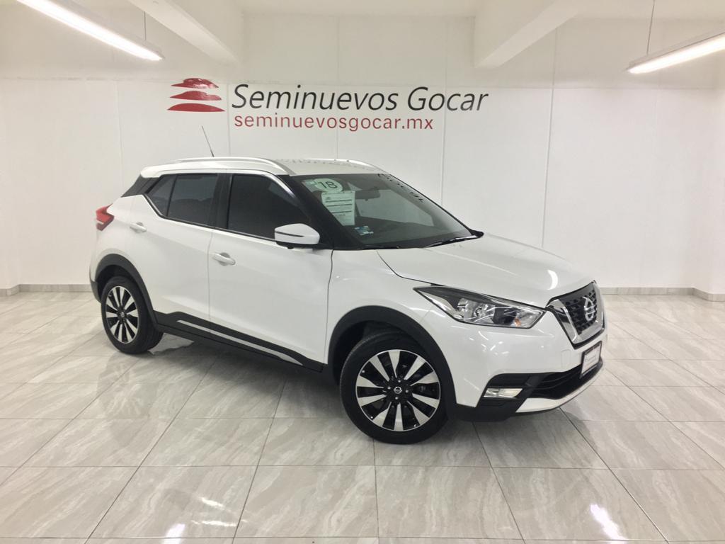 Nissan Kicks Exclusive CVT - GocarCredit