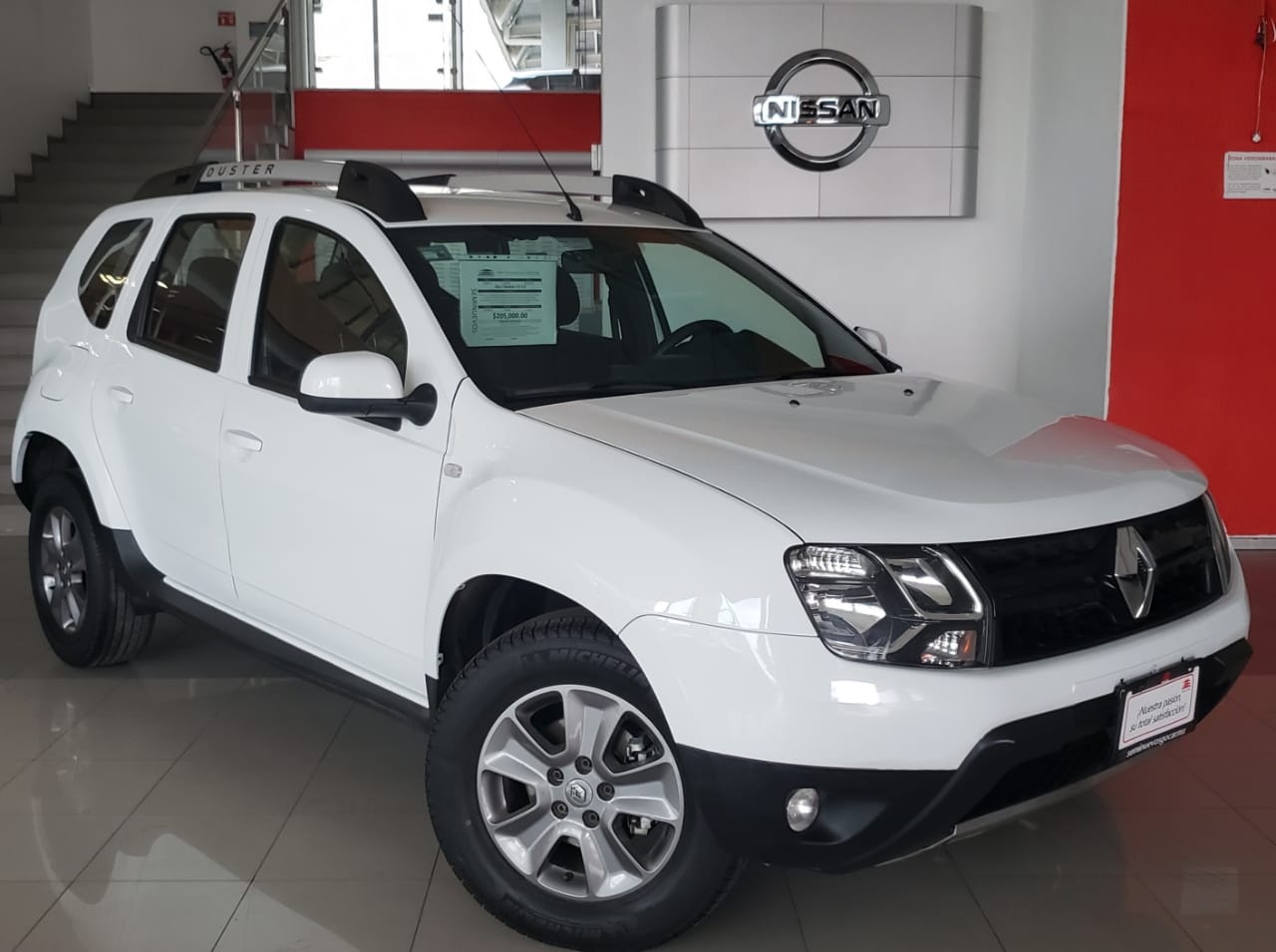Renault Duster INTENS - GocarCredit