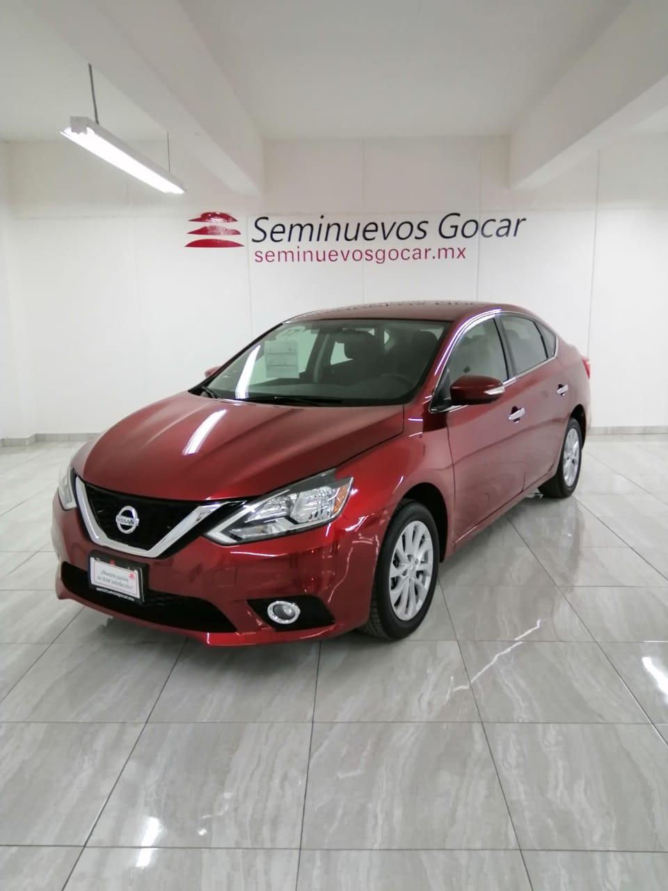 Nissan Sentra Advance TM - GocarCredit