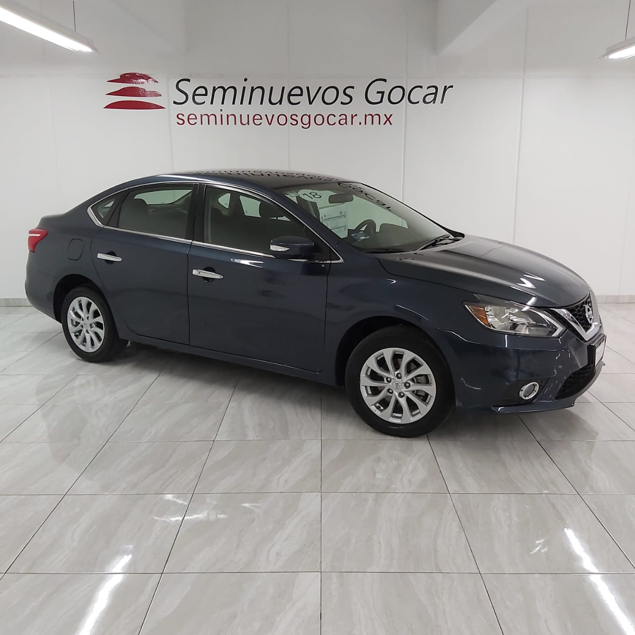 Nissan Sentra Advance TM