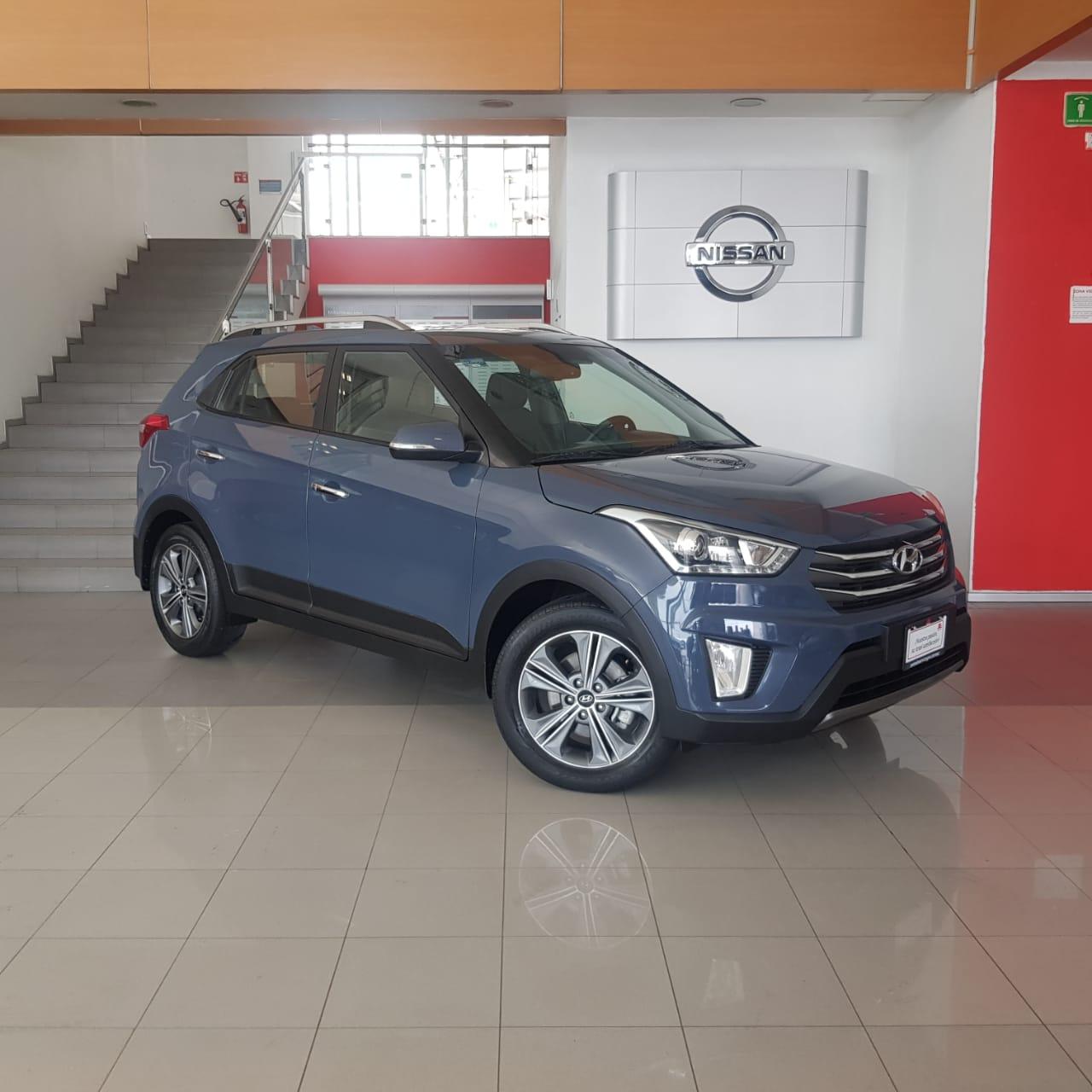 Hyundai Creta Limited - GocarCredit