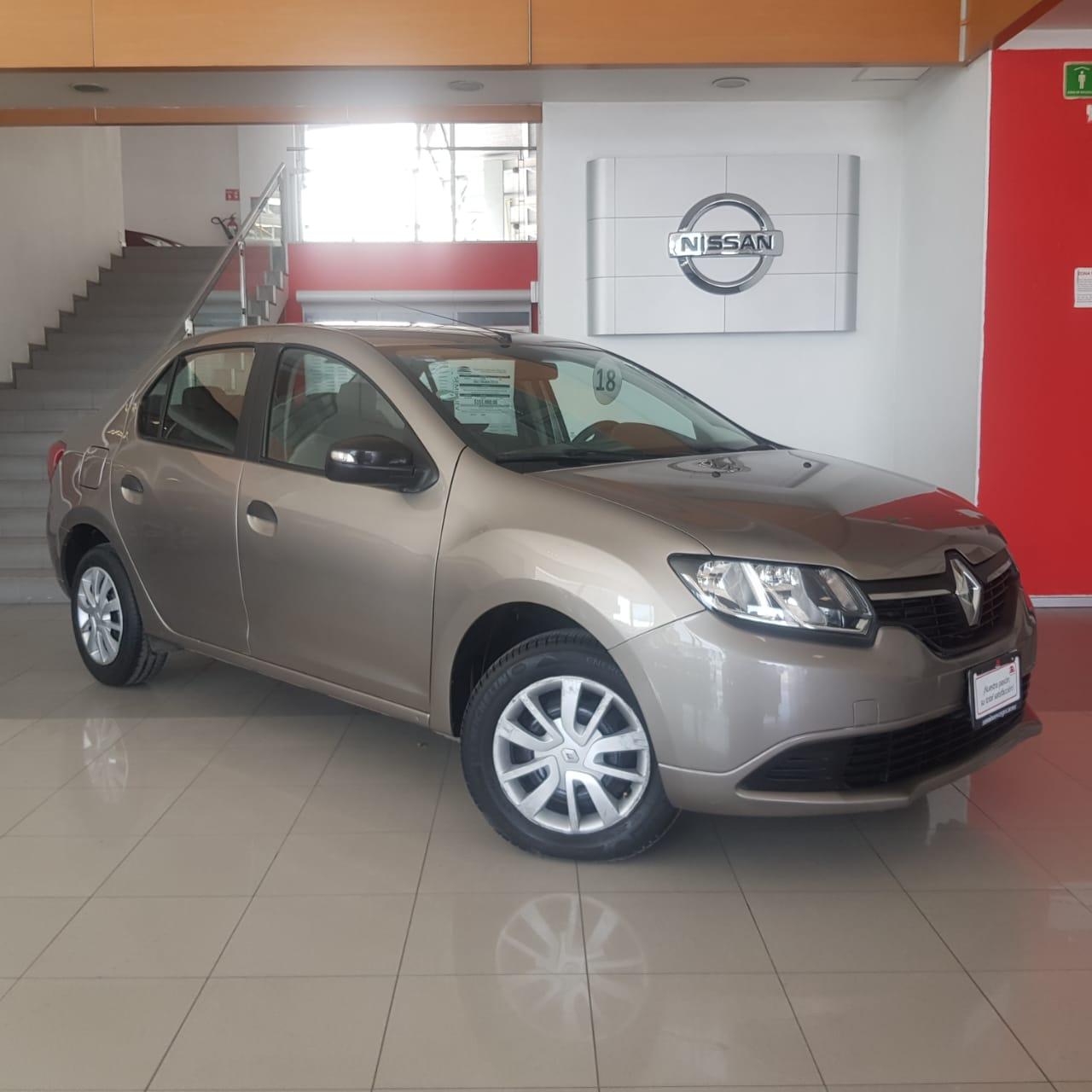 Renault Logan Zen TM - GocarCredit