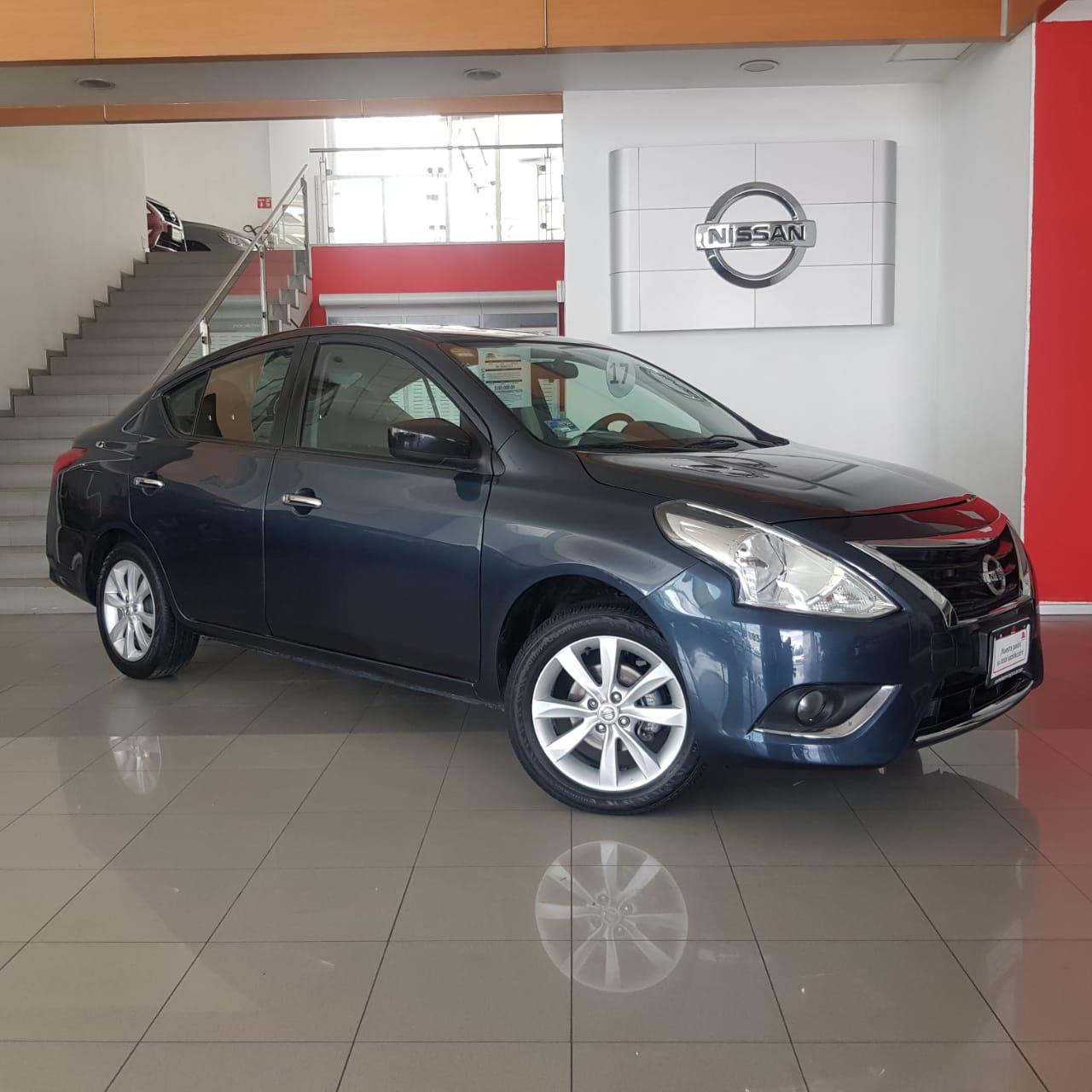 Nissan Versa Advance TA - GocarCredit