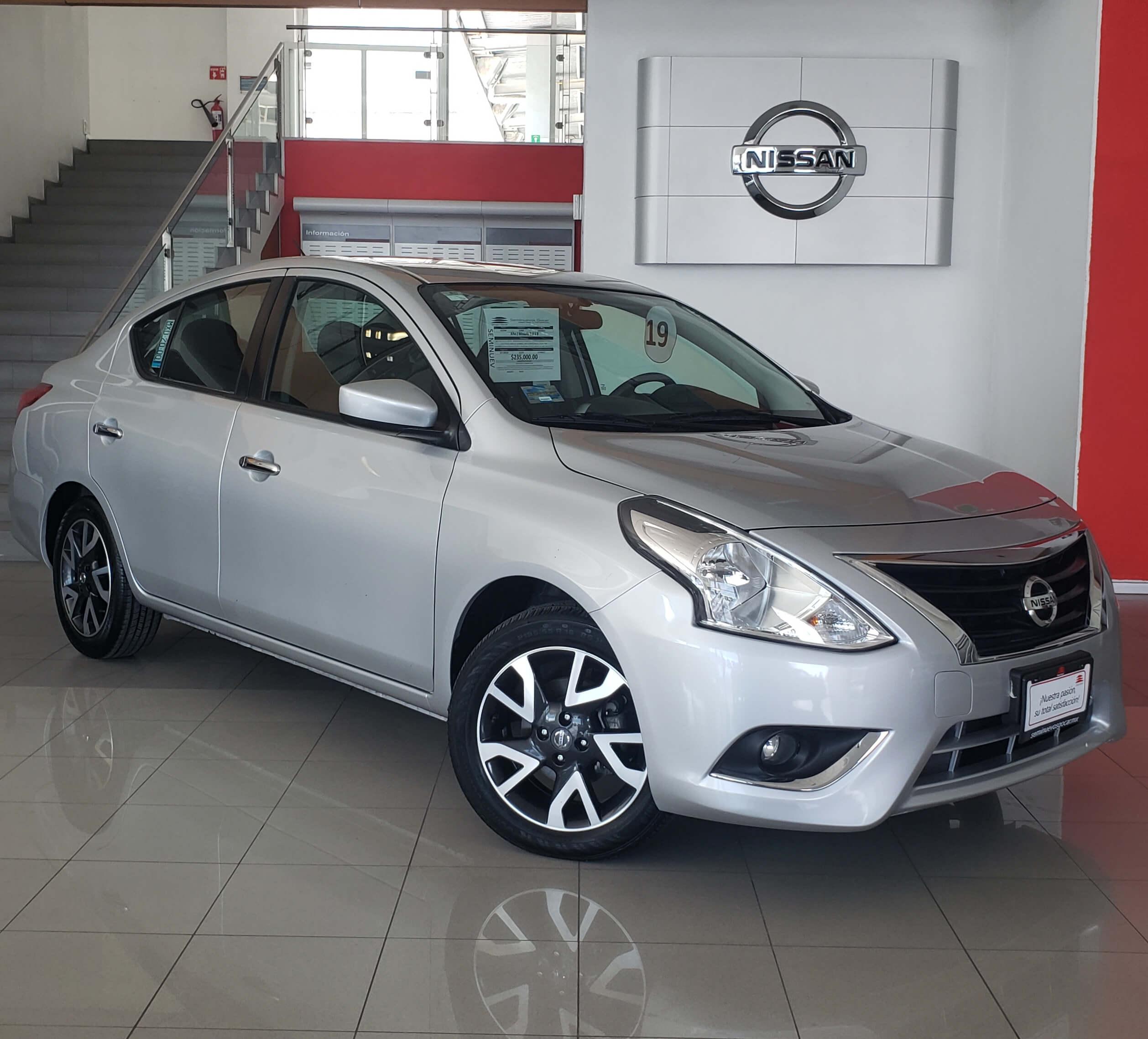 Nissan Versa Advance TA