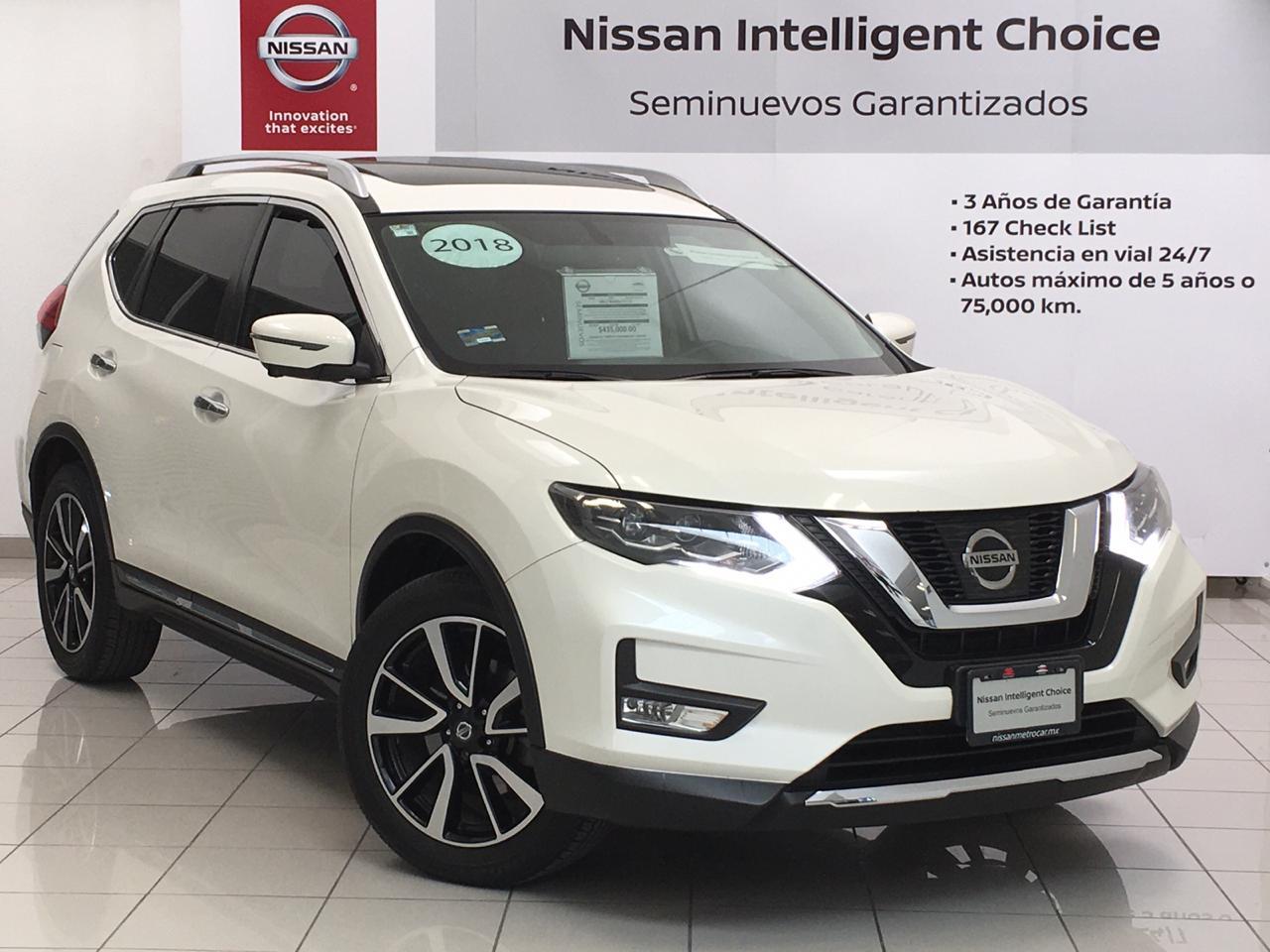 Nissan X-Trail EXCLUSIVE - GocarCredit