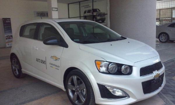 Chevrolet Sonic RS 245,000