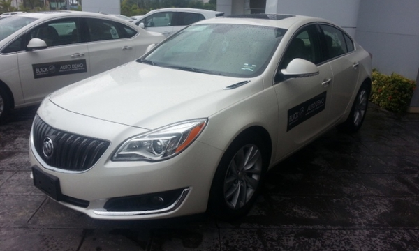 Buick Regal 425,000