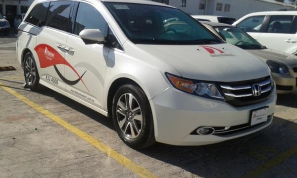Honda Odyssey 562,000