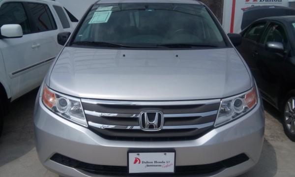 Honda Odyssey 380,000