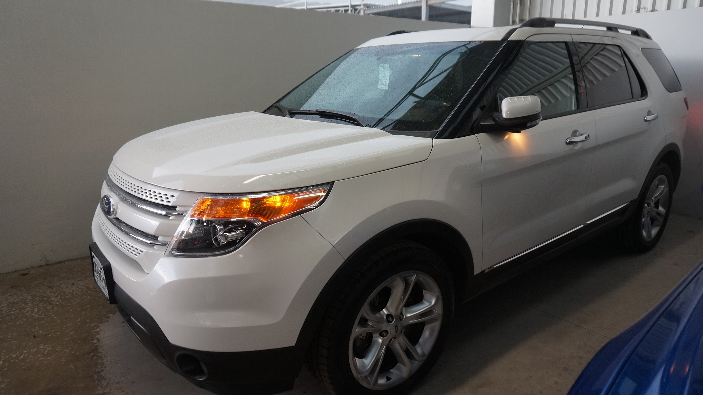 Ford Explorer Limited 2014