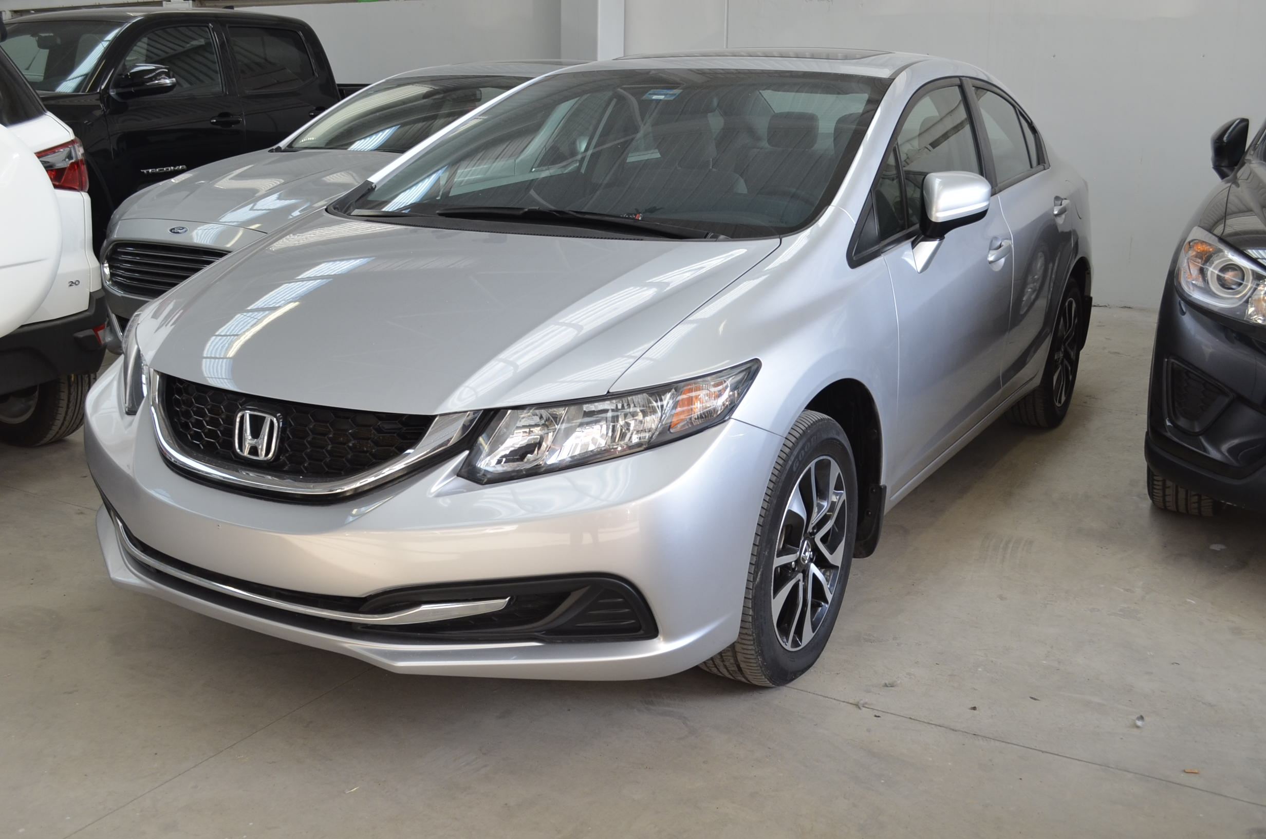 Honda Civic 242,000