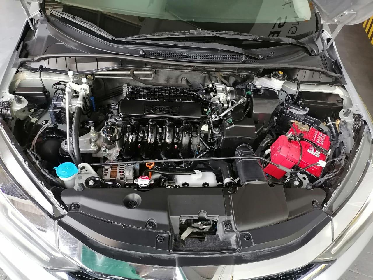 Honda City Tablero 13