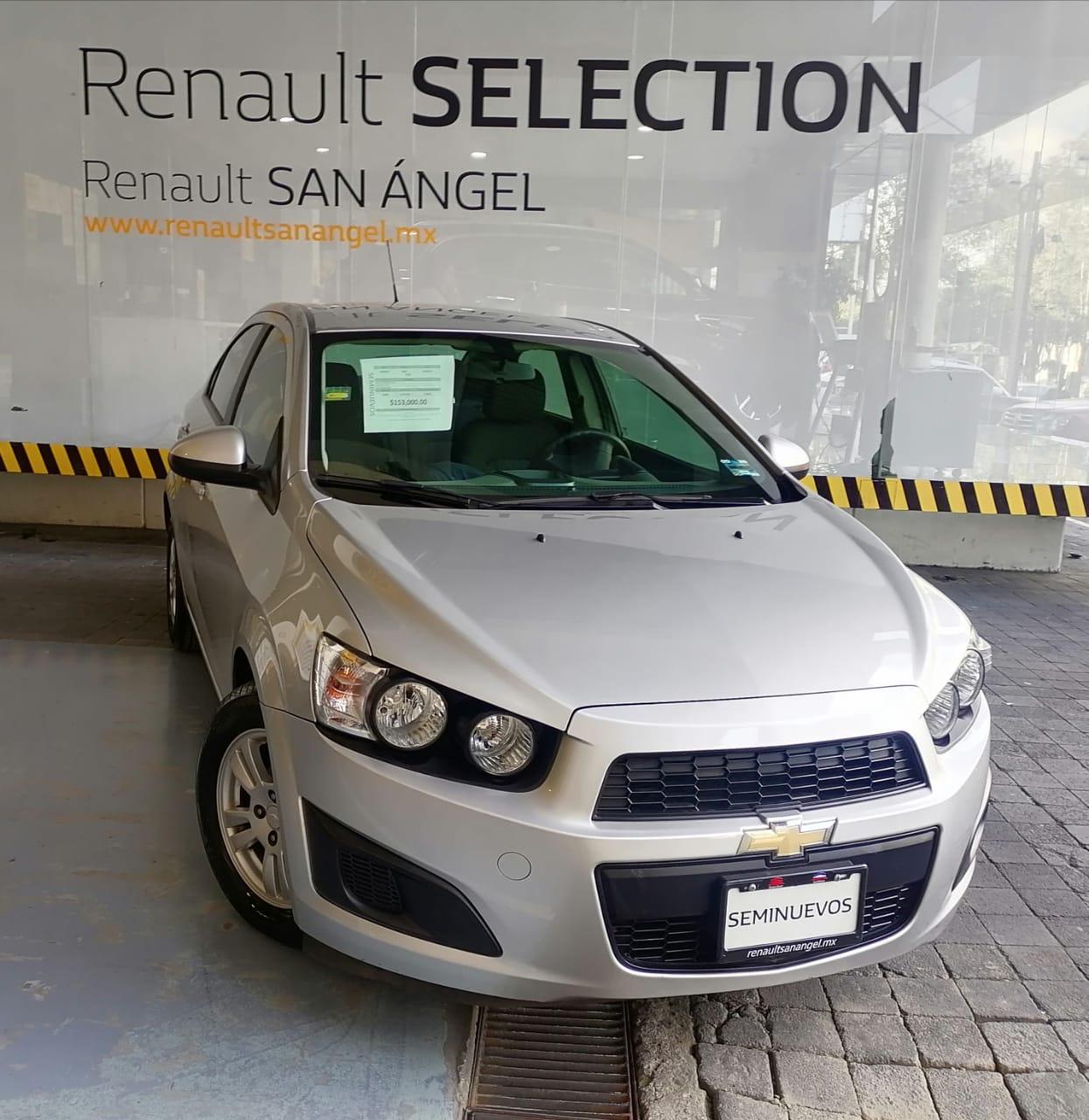 Chevrolet SONIC 153,000