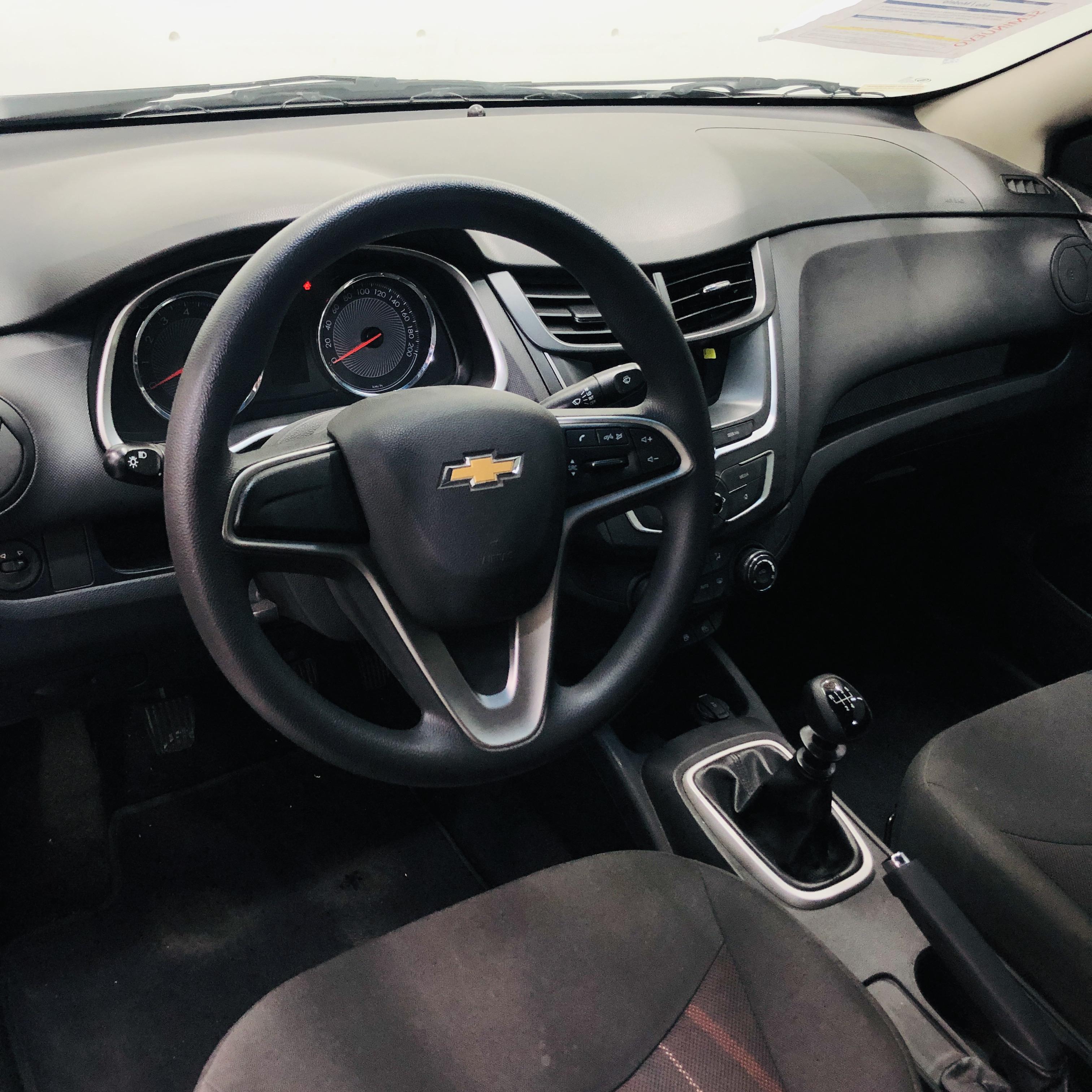 Chevrolet AVEO Tablero 12