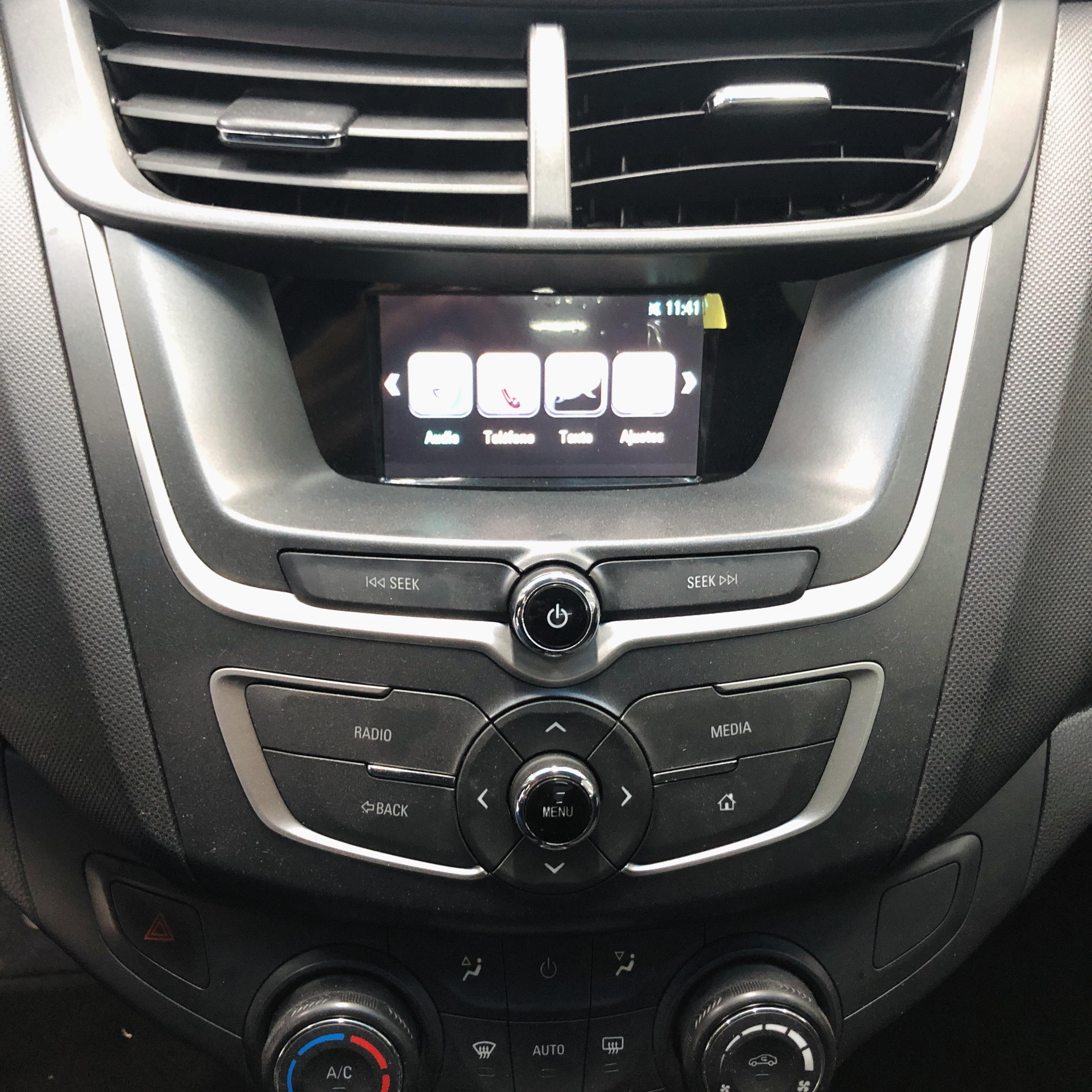 Chevrolet AVEO Tablero 15