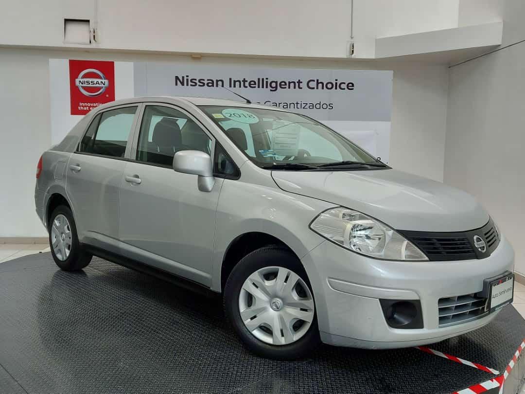 Nissan Tiida Sedan 148,000