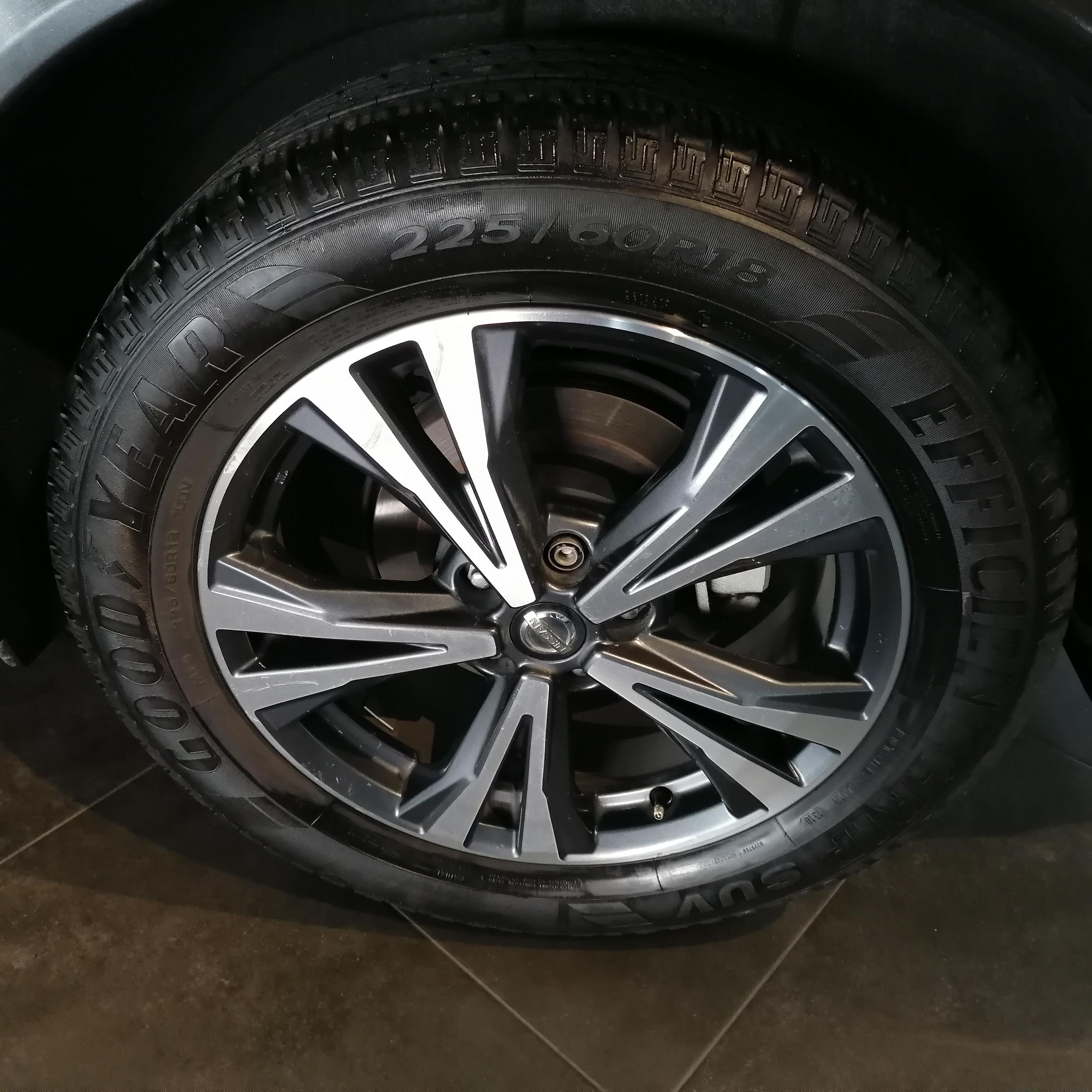 Nissan X-TRAIL Arriba 11