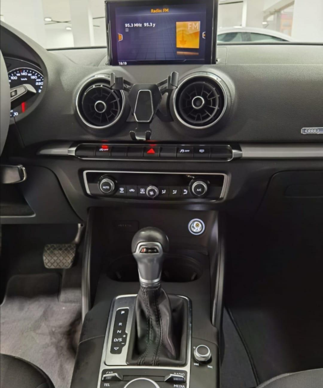 Audi A3 Sedán Tablero 10