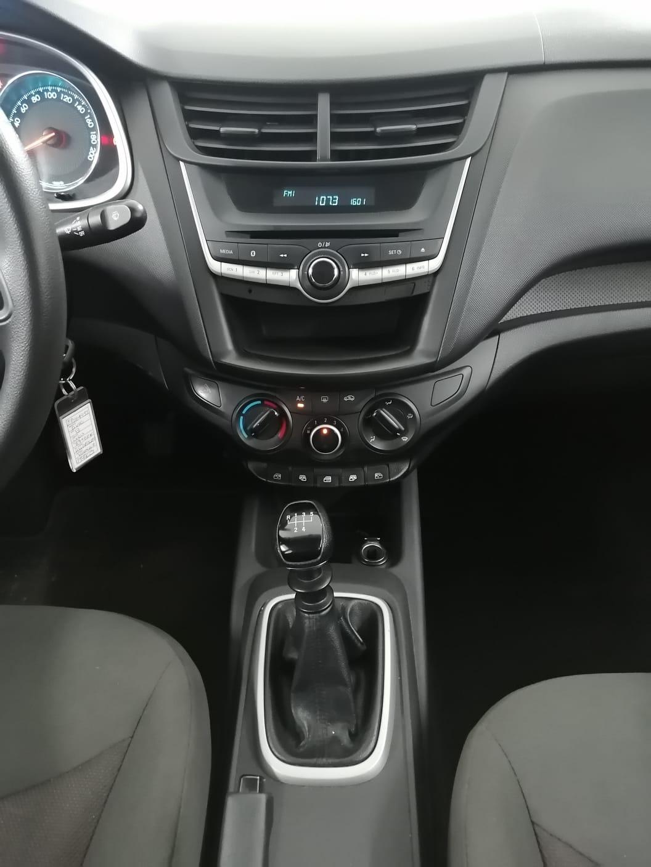 Chevrolet Aveo Tablero 16