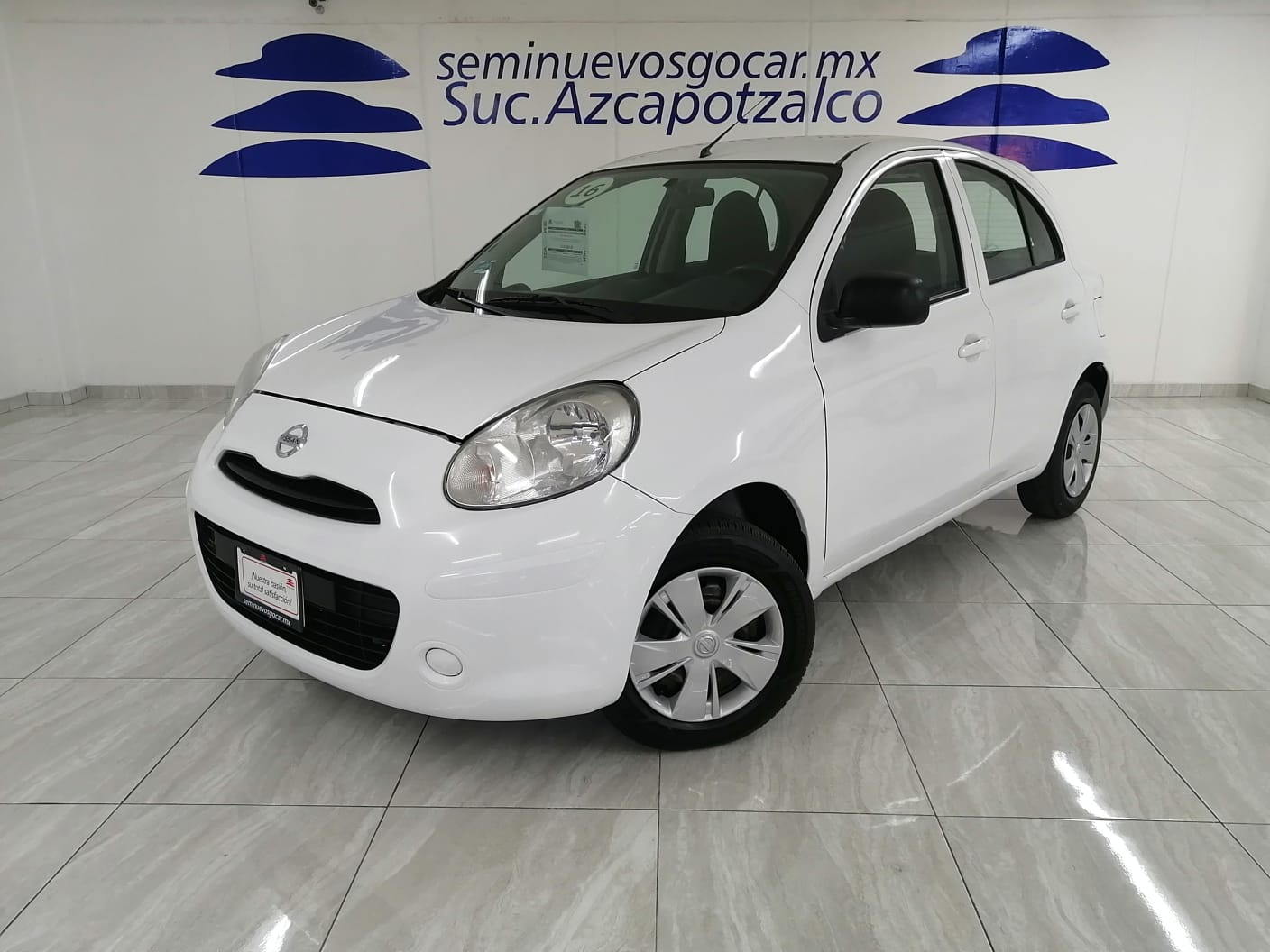 Nissan March 134,900