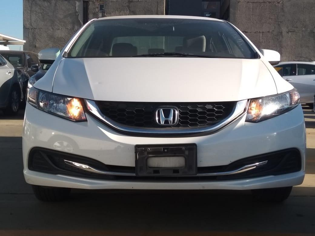 Honda Civic 190,000