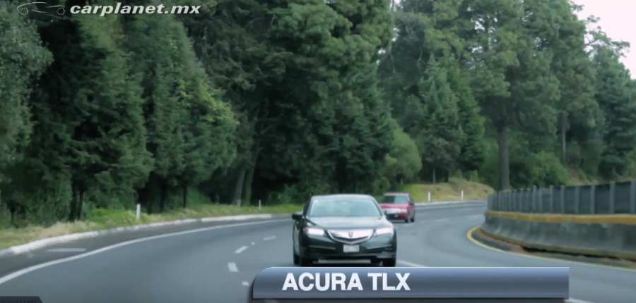 Nuevo Acura TLX