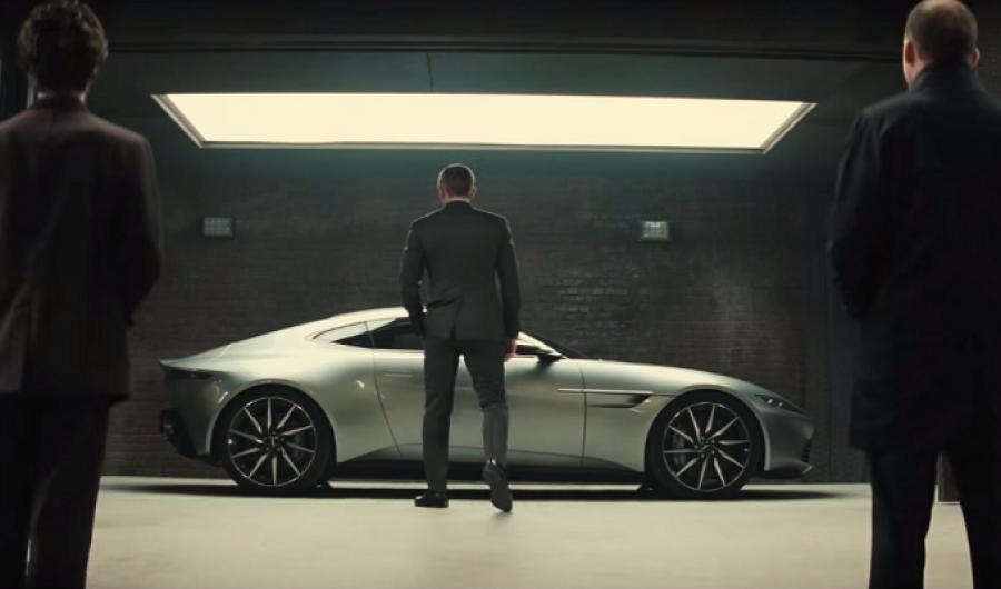 Video: Nuevo trailer de James Bond Spectre