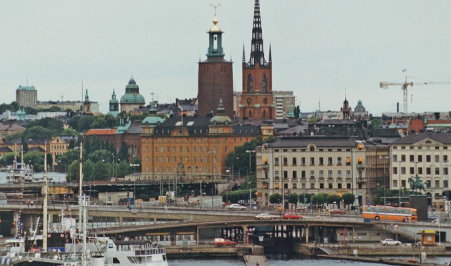 Estocolmo prohíbe los coches por un día