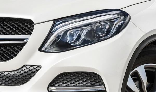 Galería: Mercedes-Benz GLE Coupe