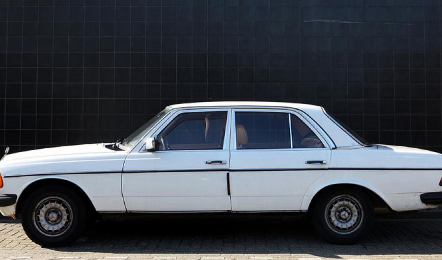El Mercedes de Jacobo Zabludovsky