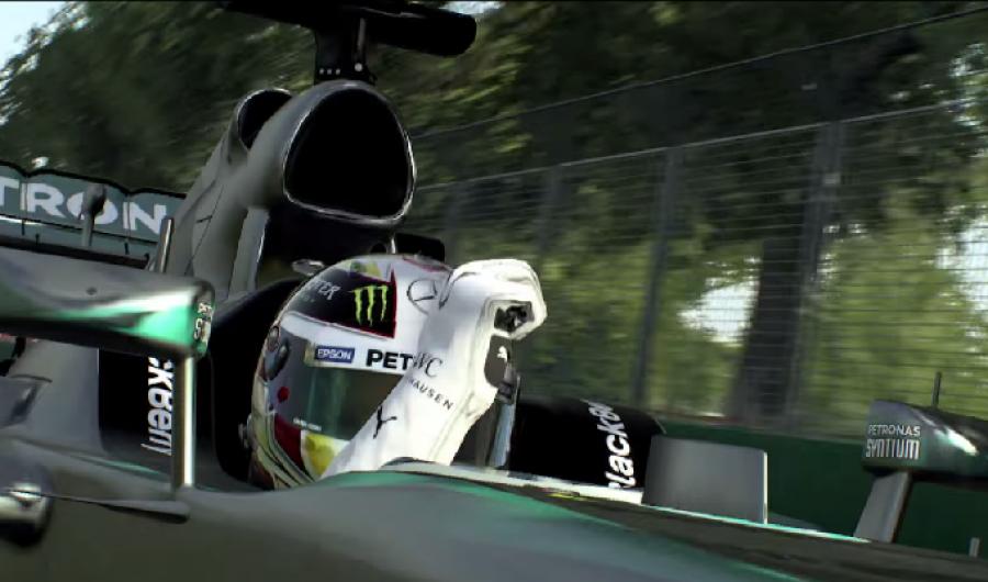Video: Trailer F1 2015