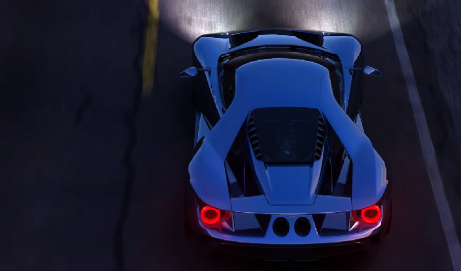 Video: Ford GT 2016
