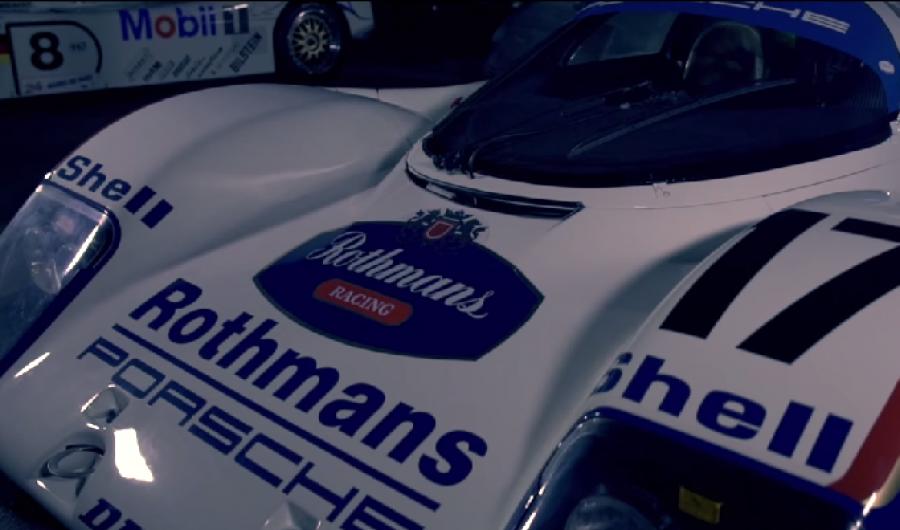 Video: Rugir de 3 Porsches campeones