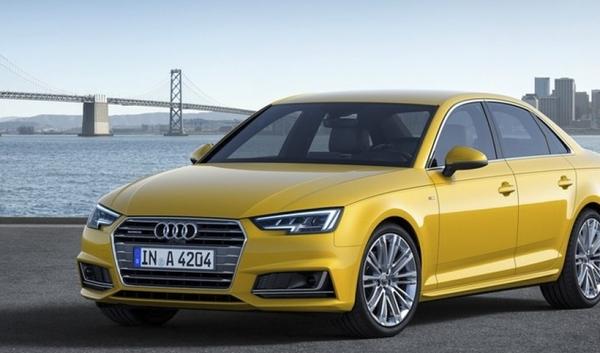 Galería: Nuevo Audi A4 2016
