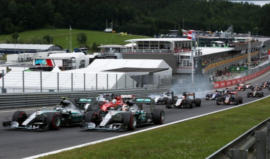 Nico ganó en Austria