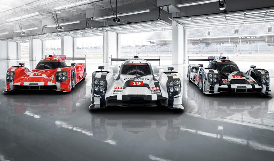 Los 5 más veloces de Le Mans