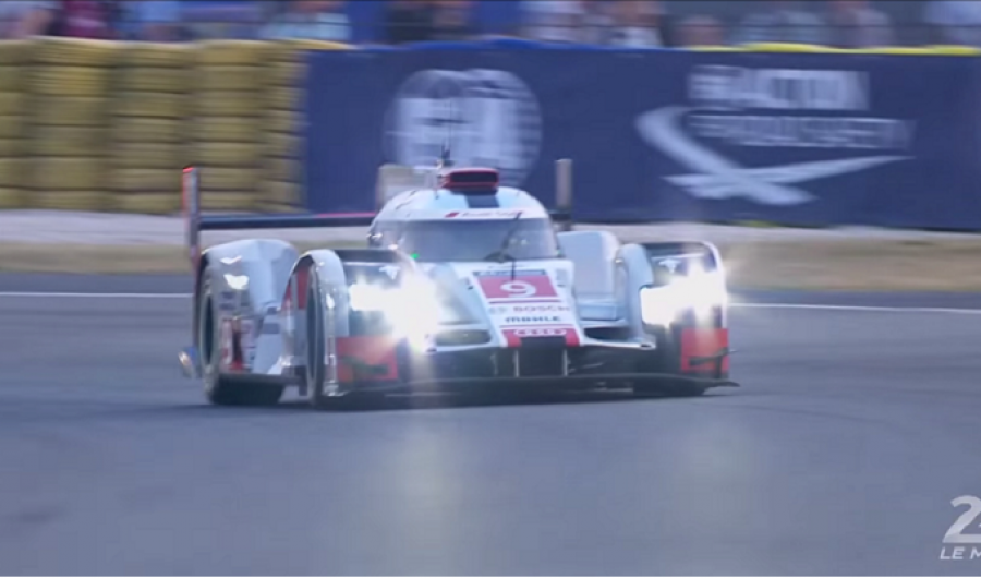 Video: Imágenes de Le Mans
