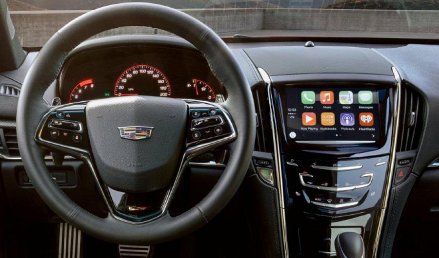 Cadillac y Apple Carplay